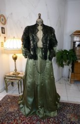 antique dress Fanny Gerson 1903