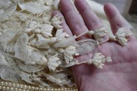 11 antique ALTMANN Battenburg lace dress 1904