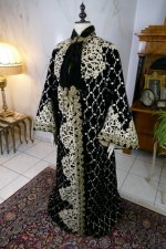 15 antique opera coat worth 1896