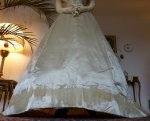 5 antique ballgown