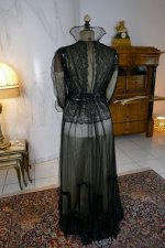 29 antique evening dress 1915