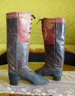 20 antique riding boots 1850