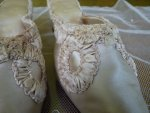 9 antique boudoir slipper
