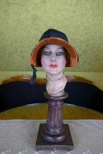 2 antique cloche 1926