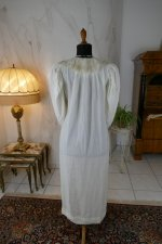 14 antique nightgown 1897