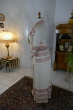 16 antique PLYM Walking dress 1912