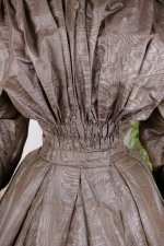29 antique afternoon dress 1840