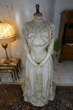 2 antique gown 1904