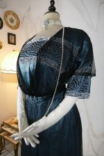 4 antique society dress Kayser 1908