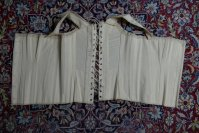 14 antique teenager corset 1905