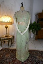 20 antique Jeanne Halle dress 1912