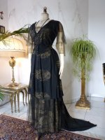 19 antique evening dress 1913