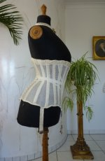 13 antique summer corset 1890
