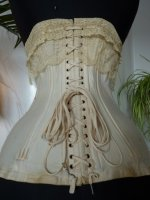 21 antique corset 1900