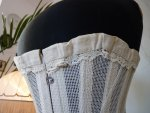 8 antique summer corset 1890