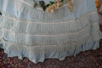 6 antique victorian ball gown 1859