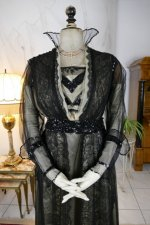 3 antique evening dress 1915