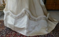 18 antique wedding dress 1876
