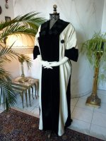 3 antique Worth opera coat 1904