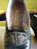 16 antique shoes Hellstern 1905