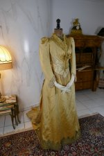 3 antique dress 1895