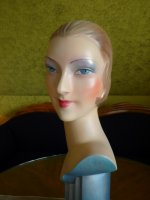 12 antique shop display mannequin 1927