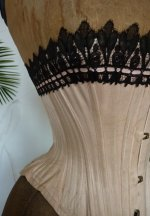 10 antique corset 1890