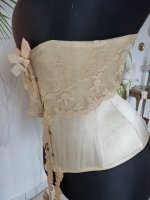 17 antique victorian corset 1895