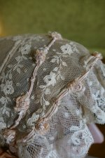 1 antique boudoir bonnet 1920