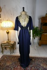 30 antique hobble skirt Dress 1913