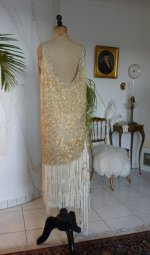 44 antique flapper dress 1920