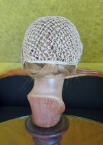 13 antique boudoir cap