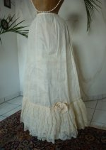 4 antique petticoat