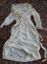 17 antique nightgown 1897