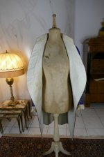 33 antique mens court coat 1860