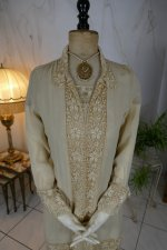 3 antique dress coat 1925