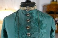 1 antique princess Bustle dress 1878