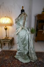 20 antique evening gown 1889
