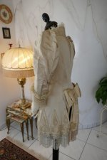 24 antique silk jacket 1895