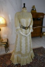 2 antique dress 1901