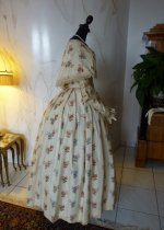 13 antique romantic period dress 1839