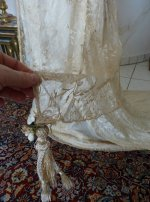 37 antique bridal gown