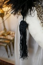 5 antique feather boa 1910