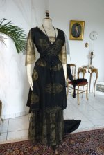 18 antique evening dress 1913