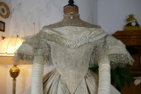 1 antique ball gown 1859