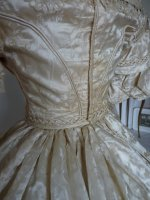 45 romantic period wedding gown 1835