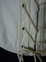 16 antique regency Corset 1820