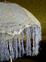 12 antique victorian parasol 1885