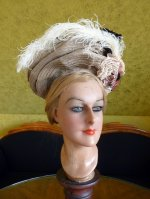 21 antique hat 1900