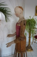 12 antique mannequin 1800